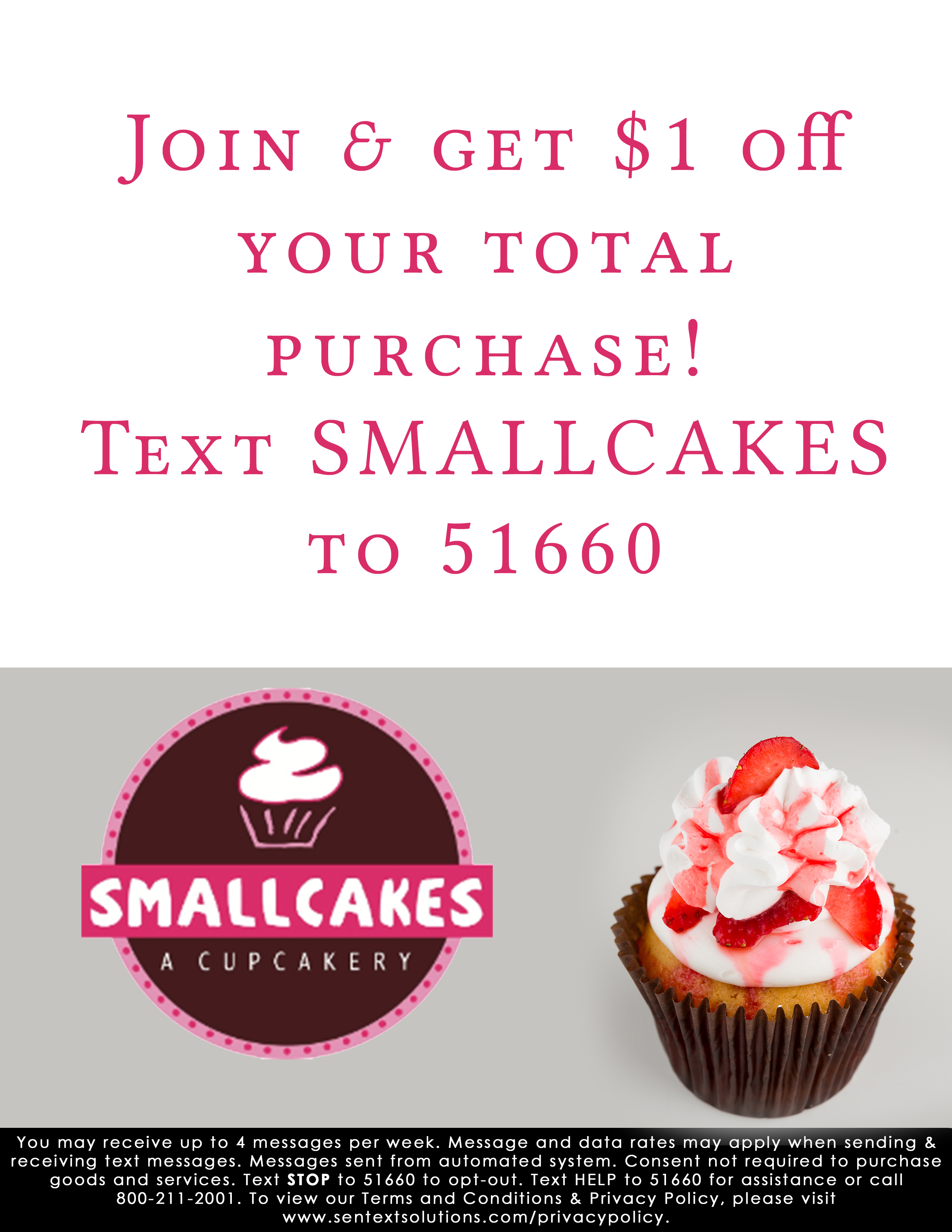 Custom Cakes Cupcakes Party Catering Tyler TX Smallcakes